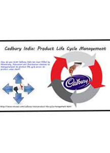 Cadbury India: Product Life Cycle Management