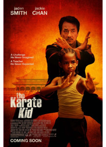 CASE LENS ON SELF-CONFIDENCE IN THE BACKDROP OF HOLLYWOOD MOVIE, THE KARATE KID*