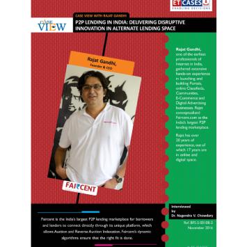 Case View with Rajat Gandhi