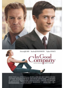 Case Lens on 'Organizational Culture' In the Backdrop of Hollywood Movie, In Good Company*