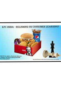 KFC India - Relishing on Consumer Learning?