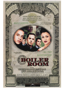 Case Lens on Selling Skills in the Backdrop of Hollywood Movie, Boiler Room*